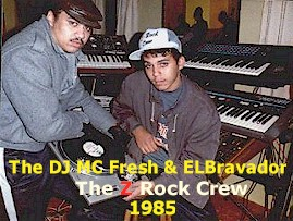 The Dj Mc Fresh and ELBravador